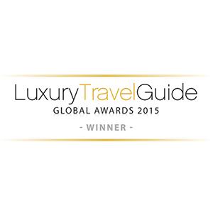 Luxury Travel Guide Winner 2015