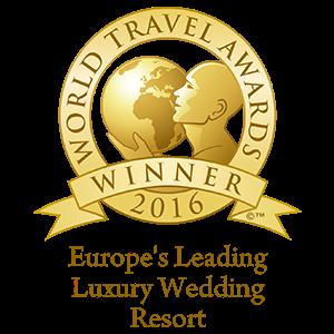 Europes Leading Wedding Resrot 2016