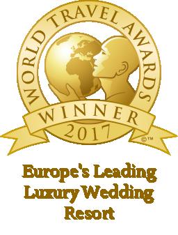 Europes Leading Wedding Resort 2017